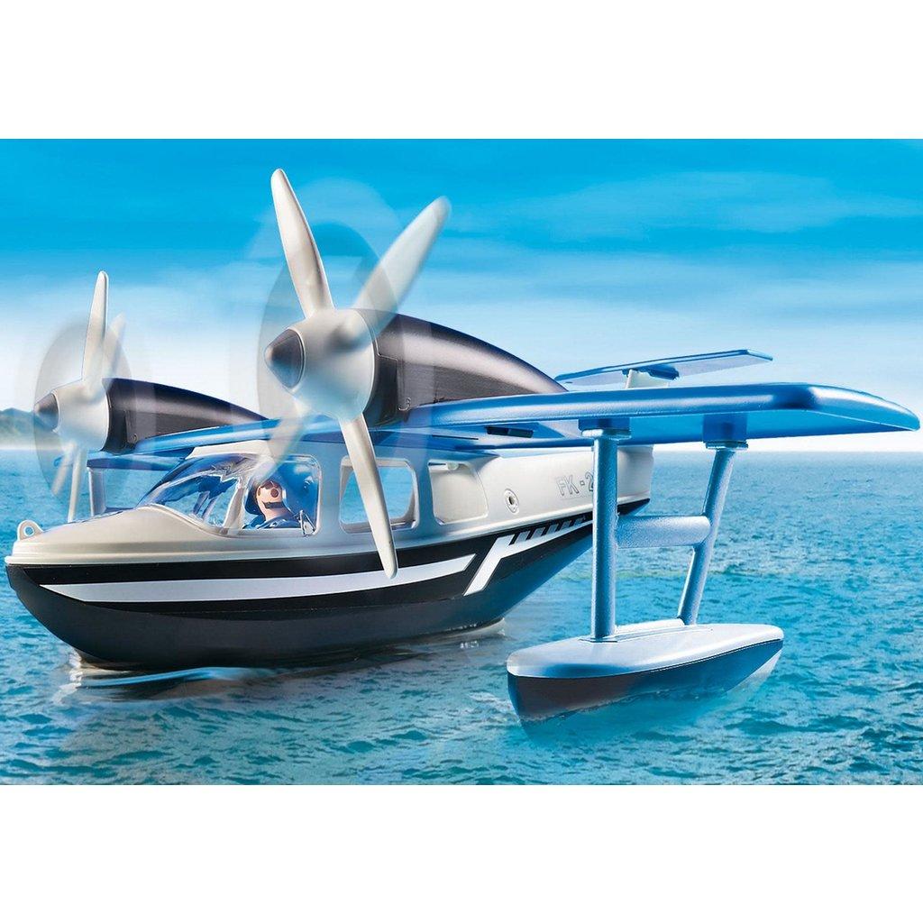 Playmobil Police Seaplane