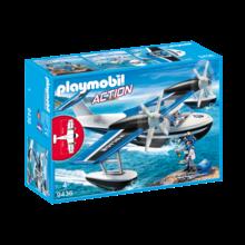 Playmobil Playmobil Police Seaplane