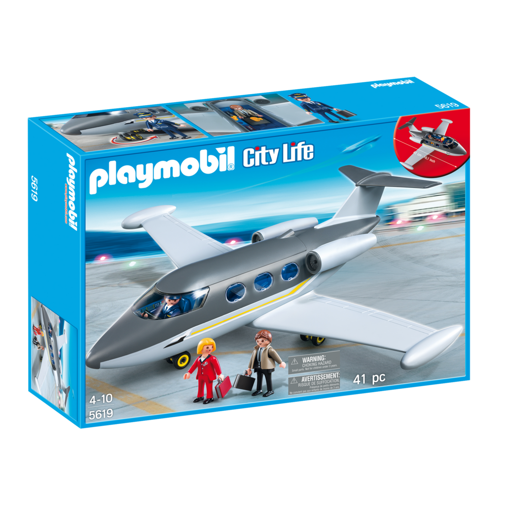 Playmobil Private Jet
