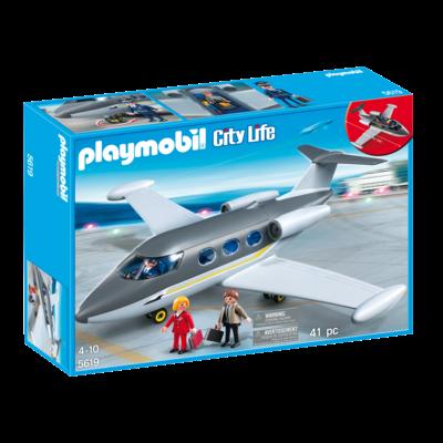 Playmobil Playmobil Private Jet