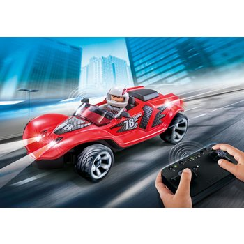 Playmobil RC Racer Rocket Racer