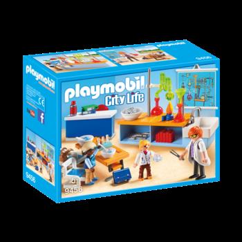 Playmobil School Chemistry Lesson