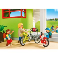 Playmobil School Furnished Building