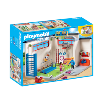 Playmobil School Gym