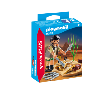 Playmobil Special Archeologist