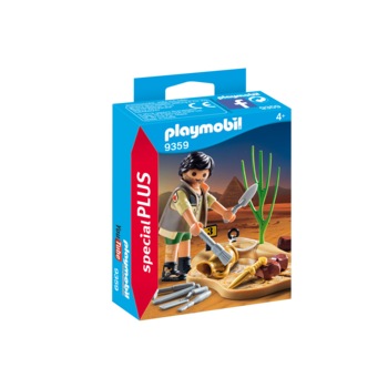 Playmobil Special Archeologist
