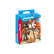 Playmobil Playmobil Special Caveman with Sabertooth Tiger