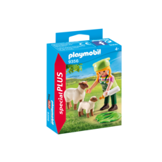 Playmobil Special Farmer with Sheep