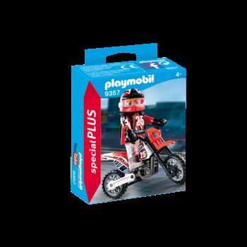 Playmobil Special Motocross Driver