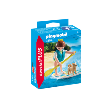 Playmobil Special Paddleboarder