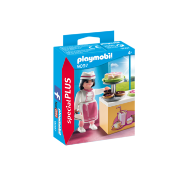 Playmobil Special Pastry Chef