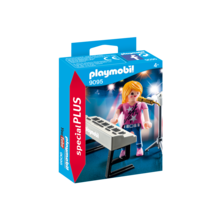 Playmobil Playmobil Special Singer with Keyboard