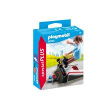 Playmobil Playmobil Special Skateboarder with Ramp