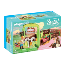 Playmobil Playmobil Spirit Horse Box Abigail & Boomerang