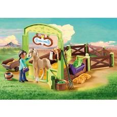 Playmobil Spirit Horse Box Pru & Chica Linda