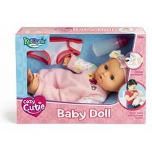 Kidoozie Kidoozie Cozy Cutie Baby Doll disc