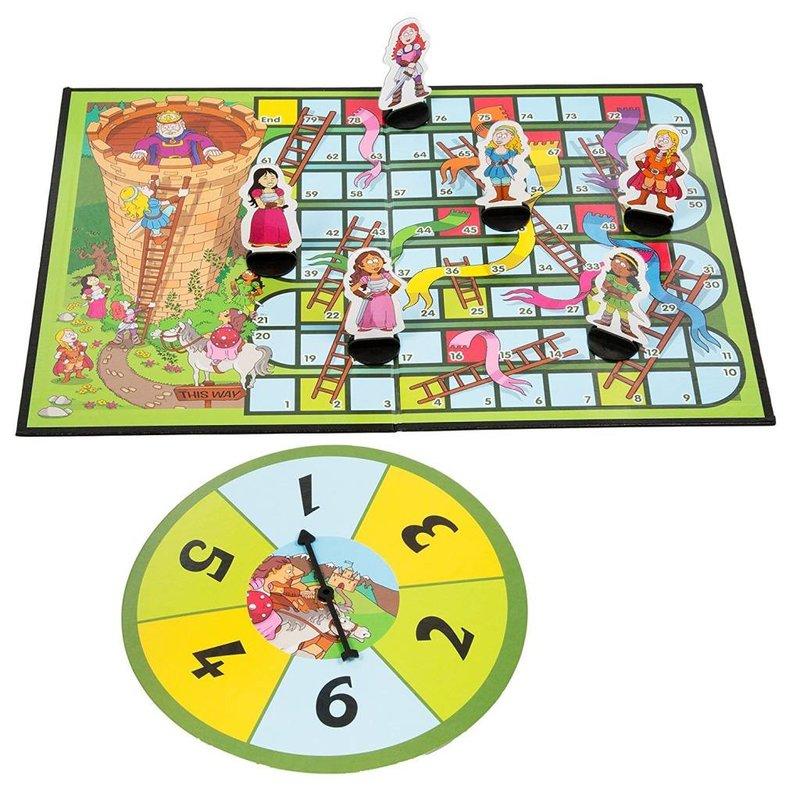 Noggin Playground Noggin Playground Game Snakes & Ladders Princess