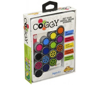 Fat Brain Toys Game Coggy
