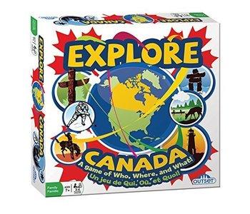 Outset Game Explore Canada