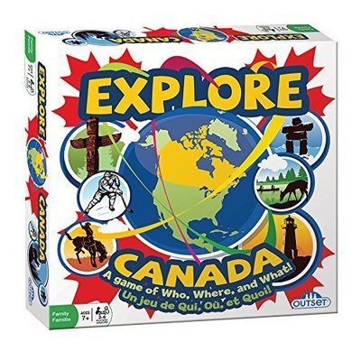 Outset Media Outset Game Explore Canada