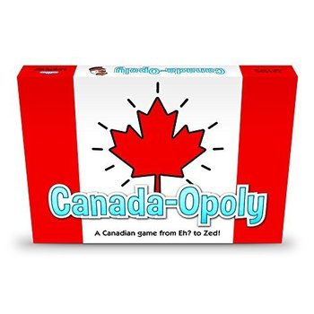 Outset Media Outset Game Canada-Opoly