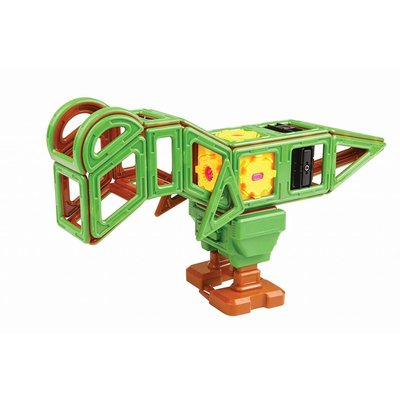 Magformers Magformers Magnetic Construction Set Walking Dinosaur