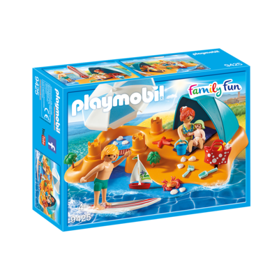 Playmobil Playmobil Summer Villa Family Beach Day