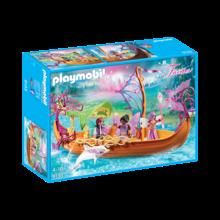 Playmobil Fairies Enchanted Fairy Ship