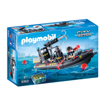 Playmobil Tactical Police Unit Boat