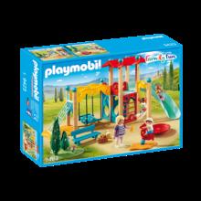 Playmobil Playmobil Summer Villa Park Playground