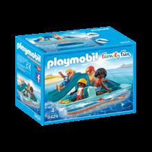 Playmobil Playmobil Summer Villa Paddle Boat