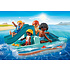 Playmobil Summer Villa Paddle Boat