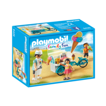 Playmobil Playmobil Summer Villa Ice Cream Cart