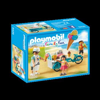 Playmobil Summer Villa Ice Cream Cart