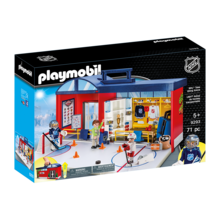 Playmobil Playmobil Take Along NHL Arena