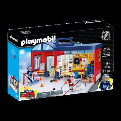 Playmobil Playmobil Take Along NHL Arena