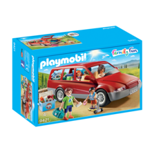 Playmobil Playmobil Summer Villa Family Car