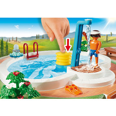 Playmobil Summer Villa Swimming Pool