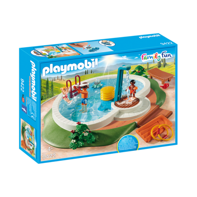 Playmobil Playmobil Summer Villa Swimming Pool