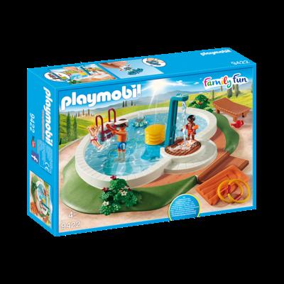 Playmobil Playmobil Summer Villa Swimming Pool