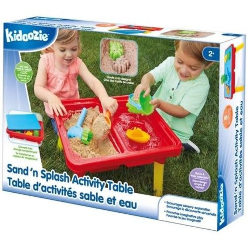Kidoozie Kidoozie Sand 'n Splash Activity Table