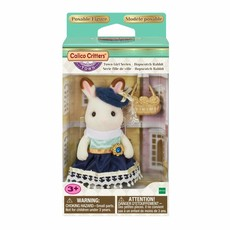 Calico Critter Town Girl Series Stella Hopscotch Rabbit