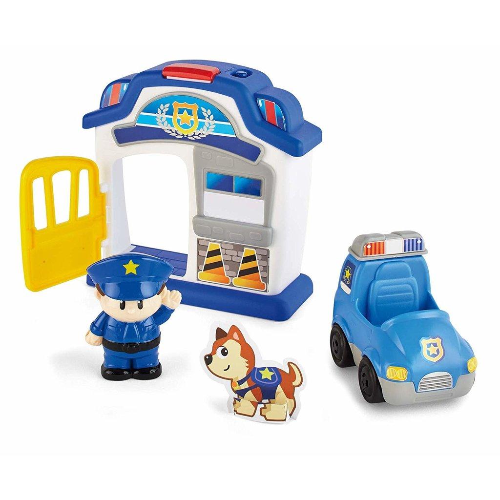 Kidoozie Lights 'n Sounds Police Station