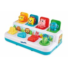 Kidoozie Kidoozie Pop 'n Play Animal Friends