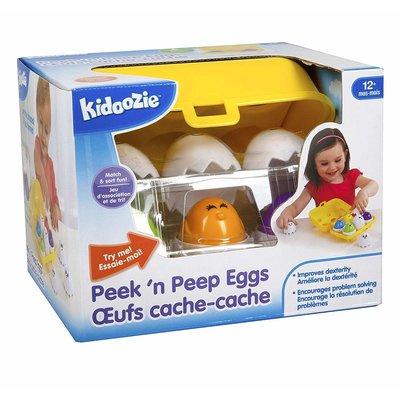 Kidoozie Kidoozie Peek N Peep Eggs