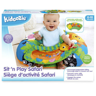 Kidoozie Kidoozie Sit 'n Play Safari