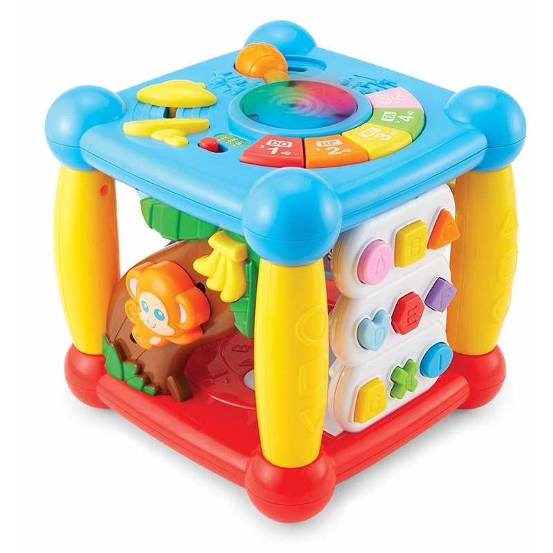Kidoozie Kidoozie Lights 'n Sounds Activity Cube