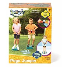 Kidoozie Pogo Jumper Counting