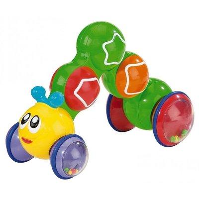 Kidoozie Kidoozie Press 'N Go Inchworm
