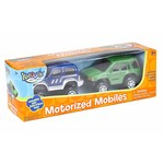 Kidoozie Kidoozie Build-A-Road Motorized Mobiles